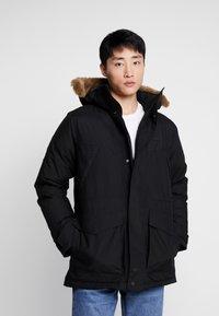 Lacoste - Down coat - black/graphite - 0