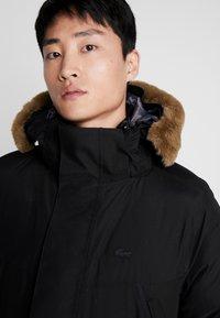 Lacoste - Down coat - black/graphite - 5