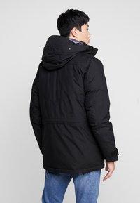 Lacoste - Down coat - black/graphite - 3