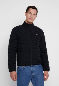 Lacoste - Lehká bunda - black/wheelwright - 0