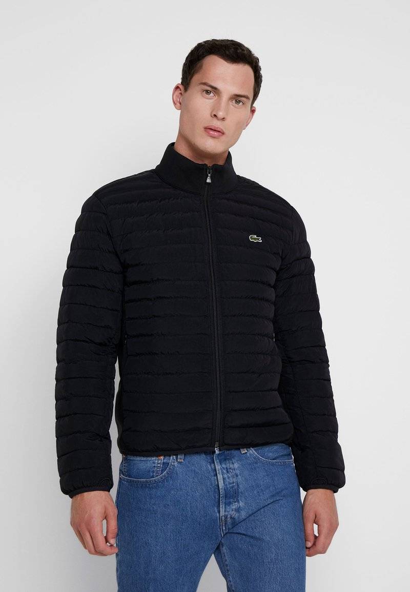 Lacoste - Lehká bunda - black/wheelwright