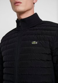 Lacoste - Lehká bunda - black/wheelwright - 3