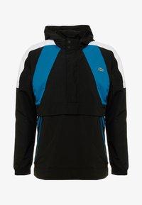 Lacoste - Summer jacket - black/illumination/white - 4