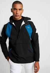 Lacoste - Summer jacket - black/illumination/white - 0