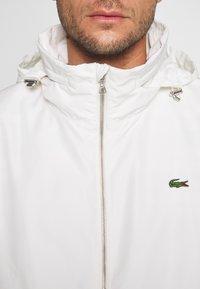 Lacoste - Summer jacket - flour - 6
