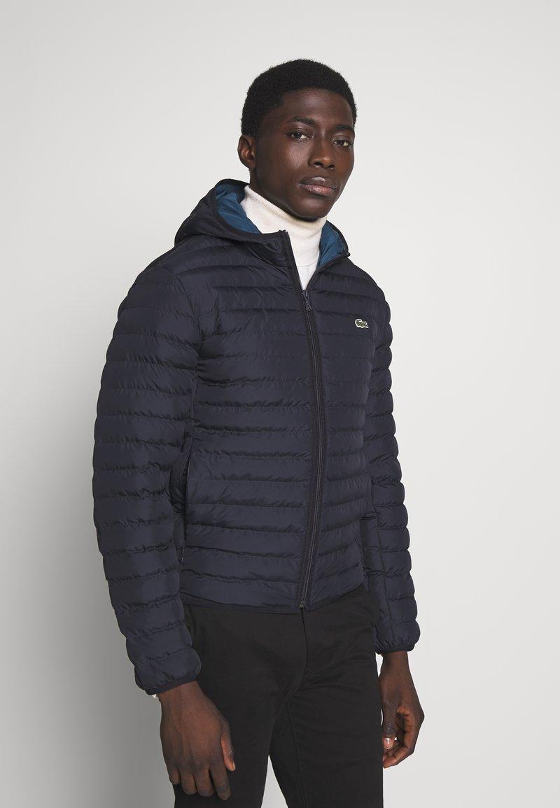 Lacoste - Light jacket - marine sombre/legion