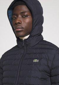Lacoste - Light jacket - marine sombre/legion - 3