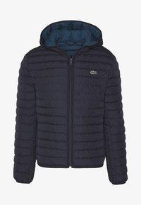 Lacoste - Light jacket - marine sombre/legion - 4