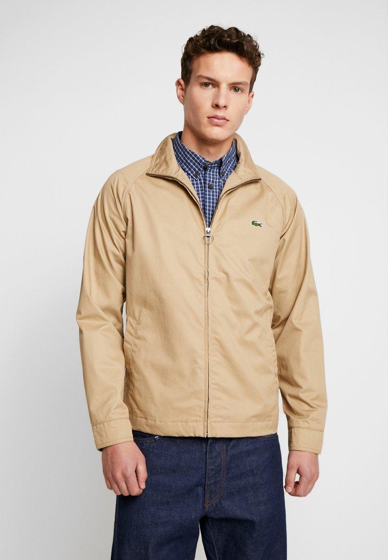 Lacoste - Summer jacket - viennois
