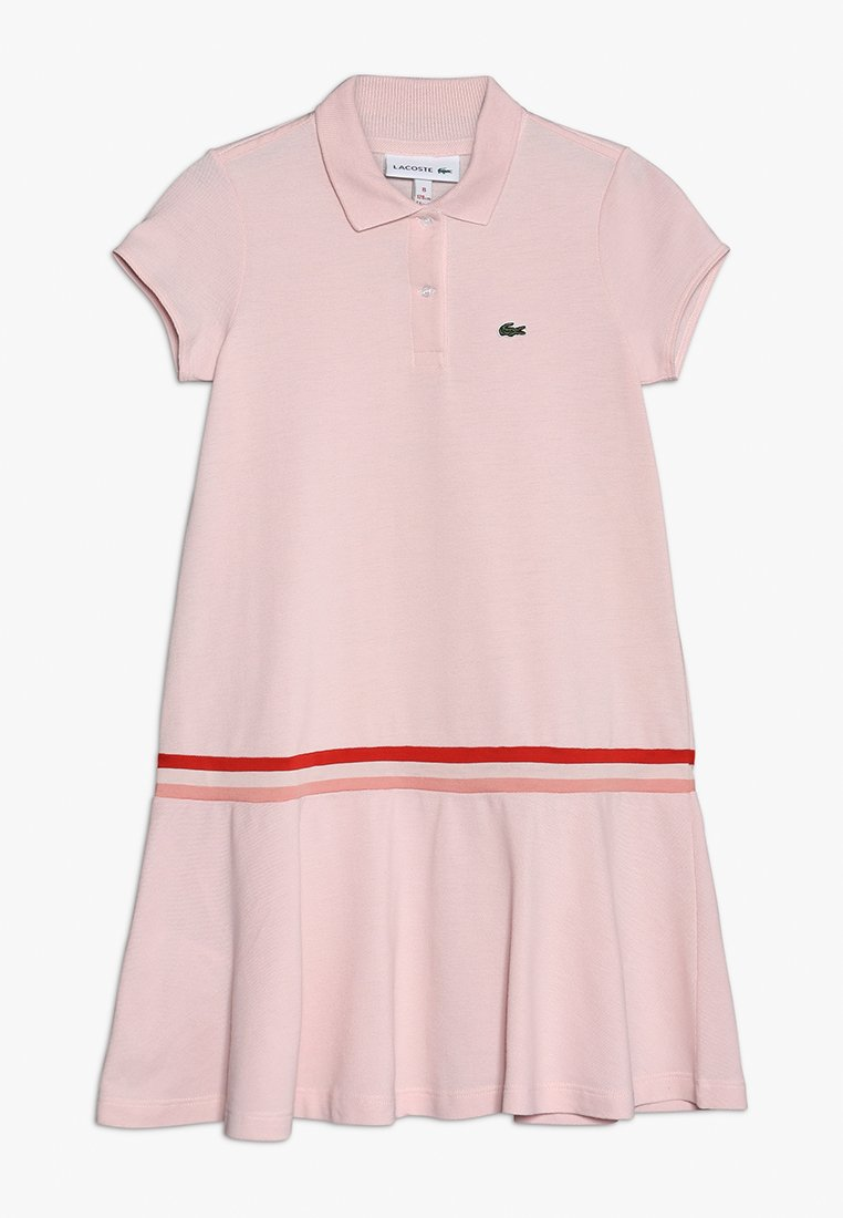 Lacoste - GIRLS DRESS - Jersey dress - nidus
