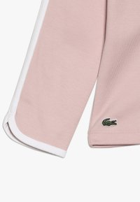 Lacoste - T-SHIRTS & ROLLIS-TJ8206 - Long sleeved top - lychee/white - 3