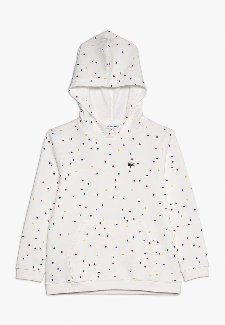 Lacoste - GIRL ´ - Sweatshirt - flour/multico
