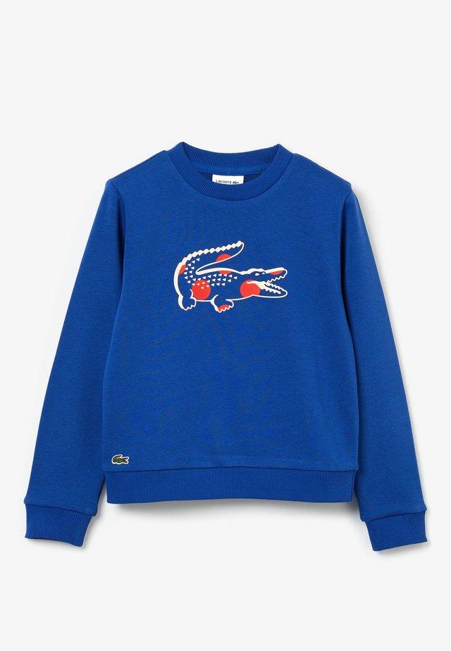 SJ4982-00-502 - Sweatshirt - bleu