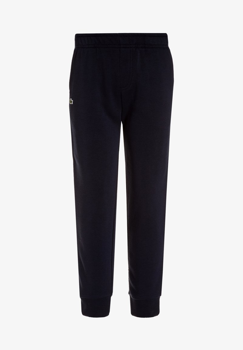 Lacoste - TROUSERS - Pantalones deportivos - navy blue