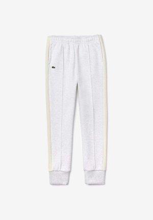 XJ4791 - Pantalon de survêtement - gris chine / blanc / bleu marine