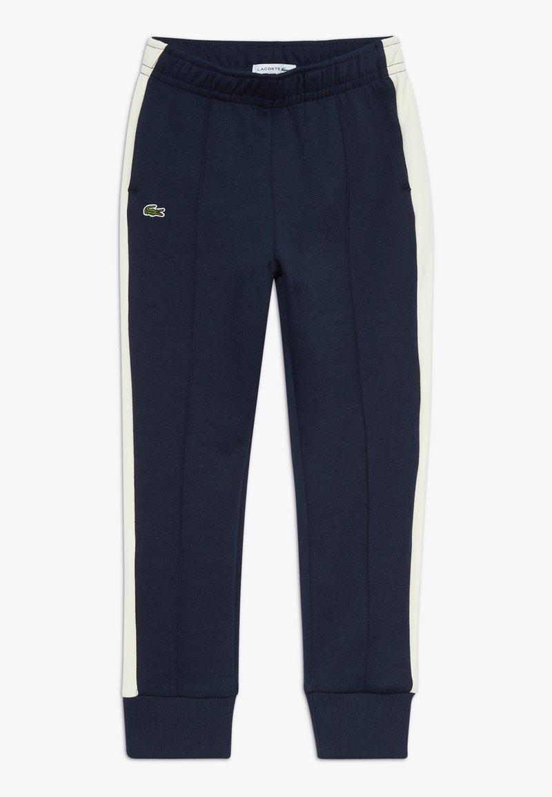 Lacoste - Teplákové kalhoty - navy blue/lapland