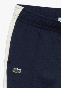 Lacoste - Teplákové kalhoty - navy blue/lapland - 3