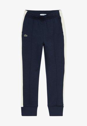 Tracksuit bottoms - navy blue/lapland