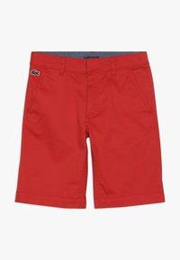 Lacoste - Shorts - redcurrant bush - 0