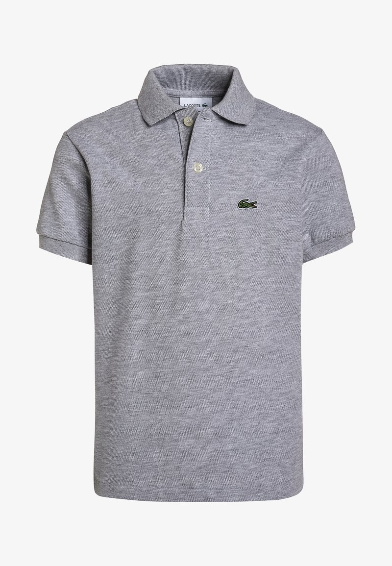 Lacoste - BASIC - Polo - silver chine