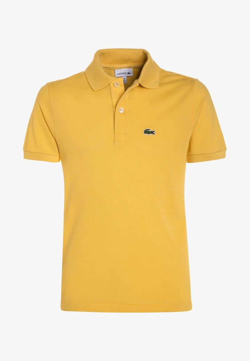 Lacoste - BASIC - Polo - yellow