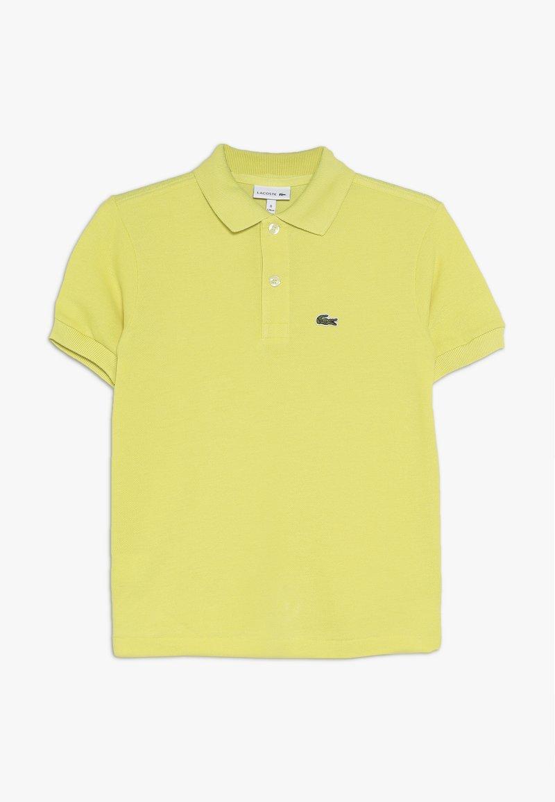 Lacoste - BASIC - Poloshirt - midday yellow
