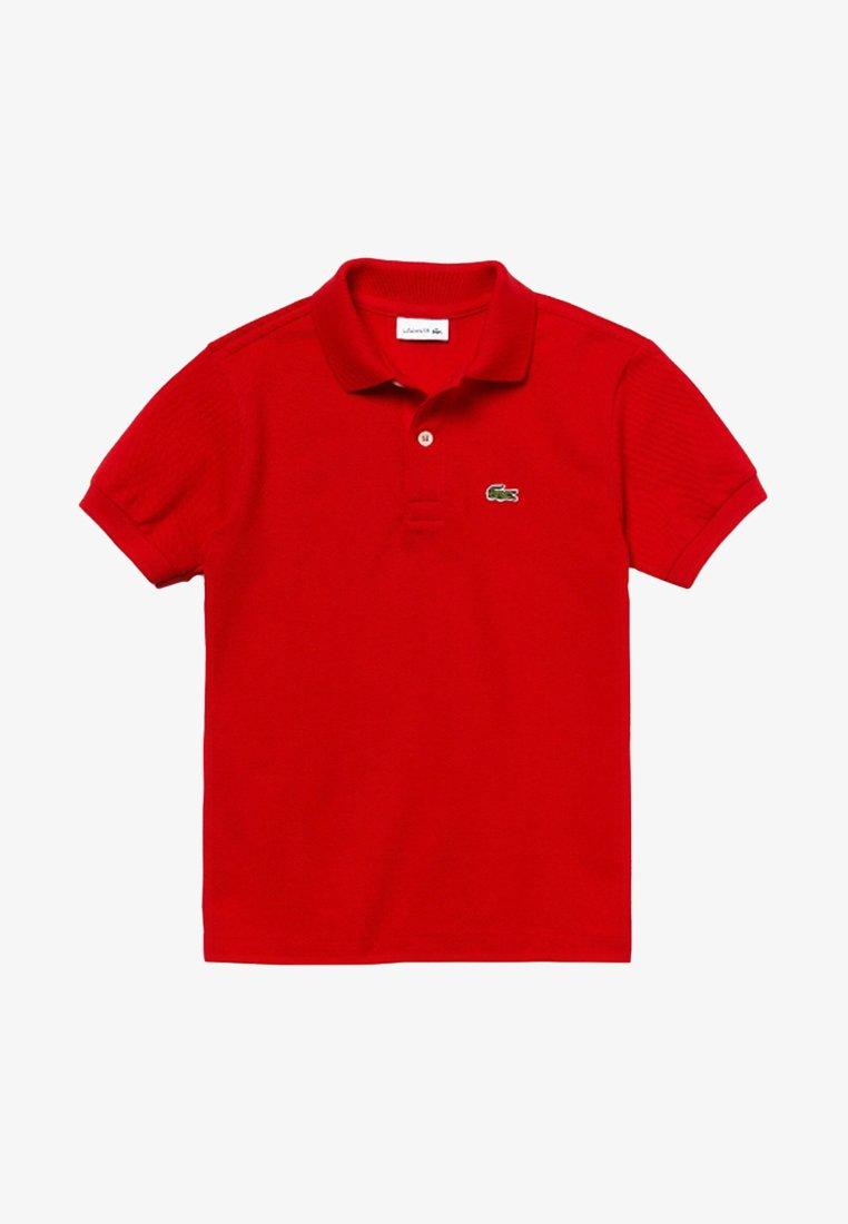 Lacoste - BASIC - Polo - rouge