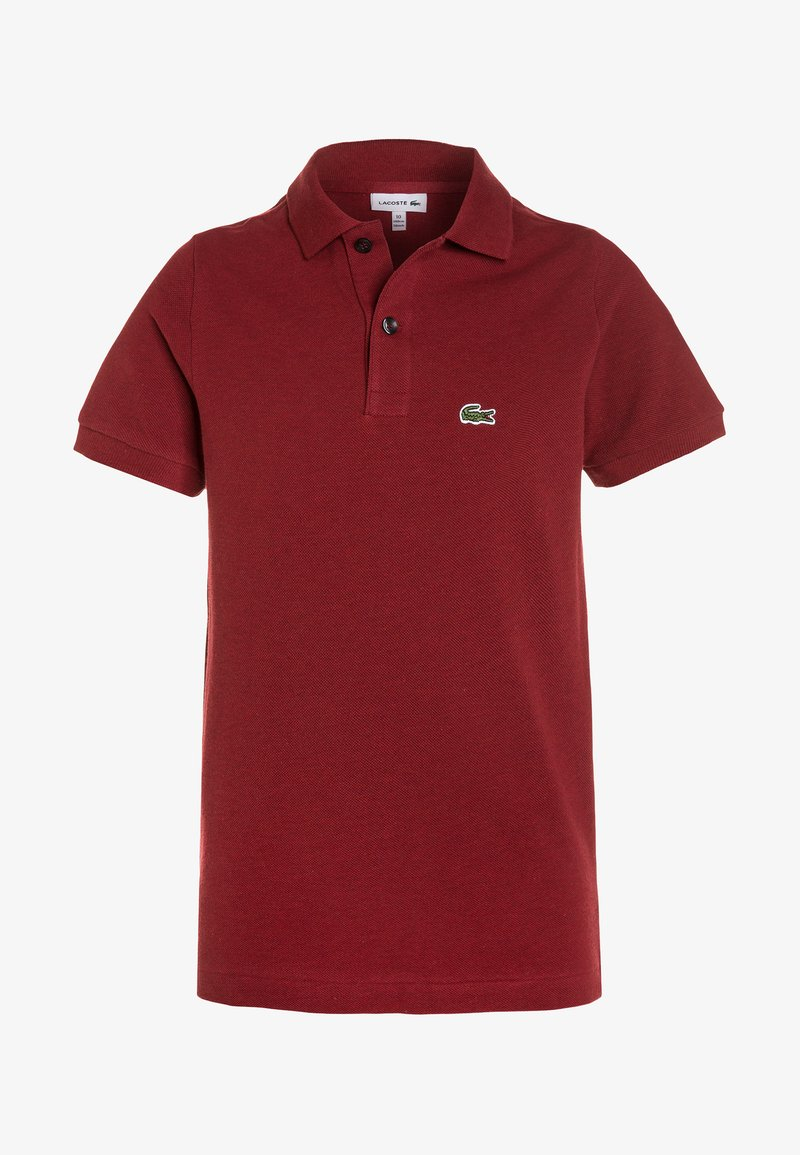 Lacoste - BASIC - Polo - dark red