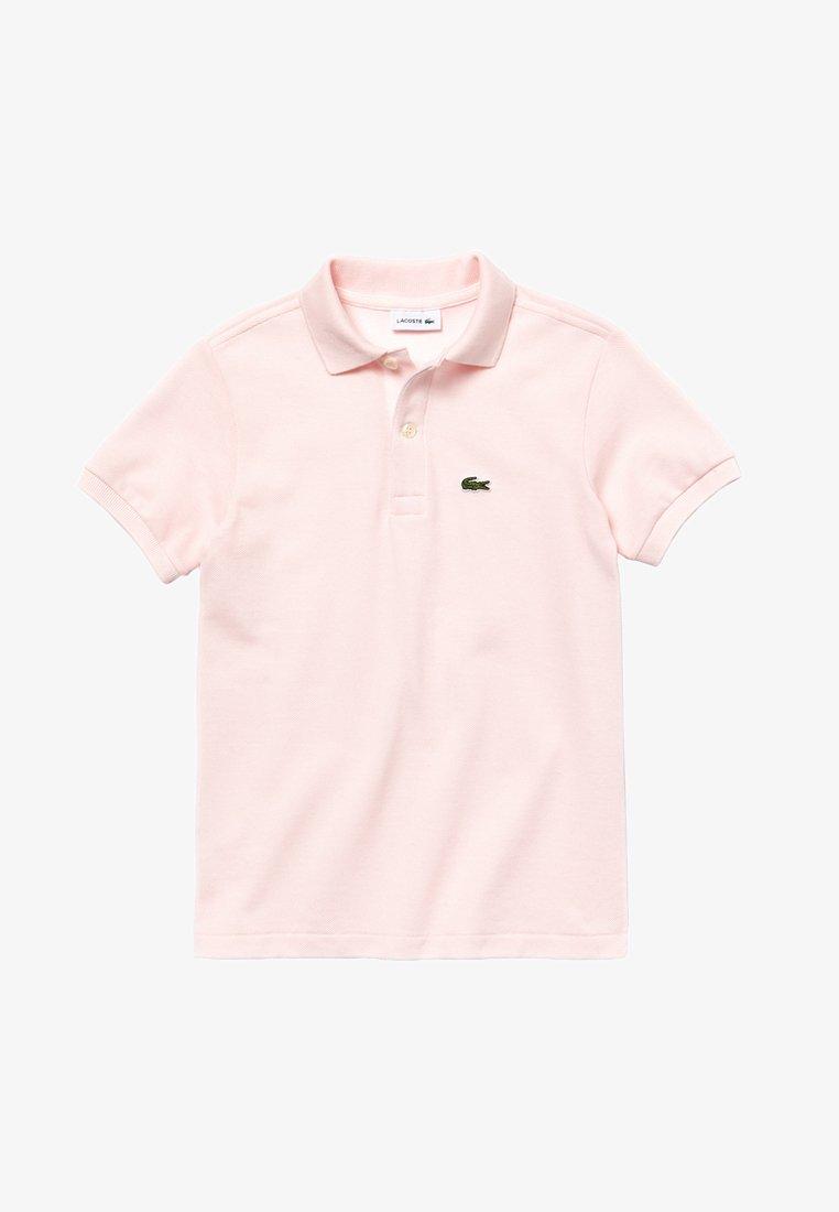 Lacoste - BASIC - Polo - flamingo