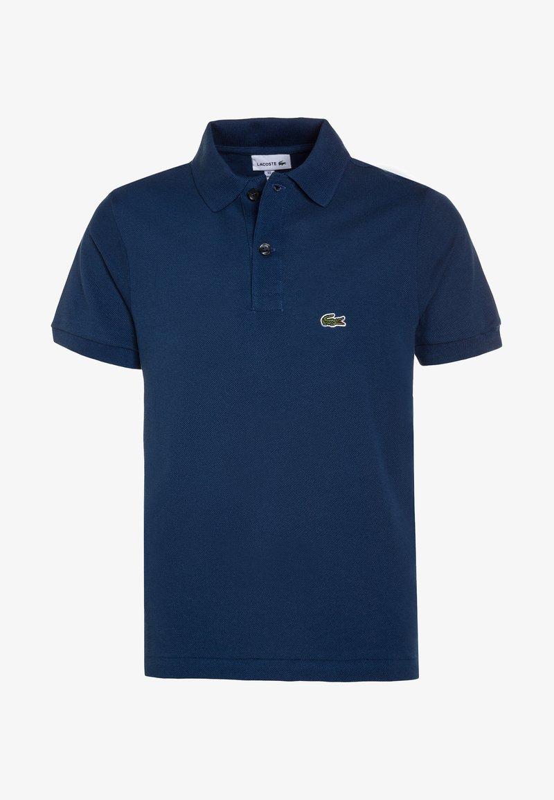 Lacoste - Piké - blue