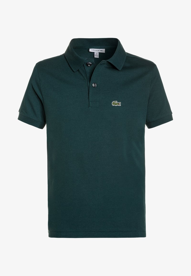 Lacoste - BASIC - Koszulka polo - dark green