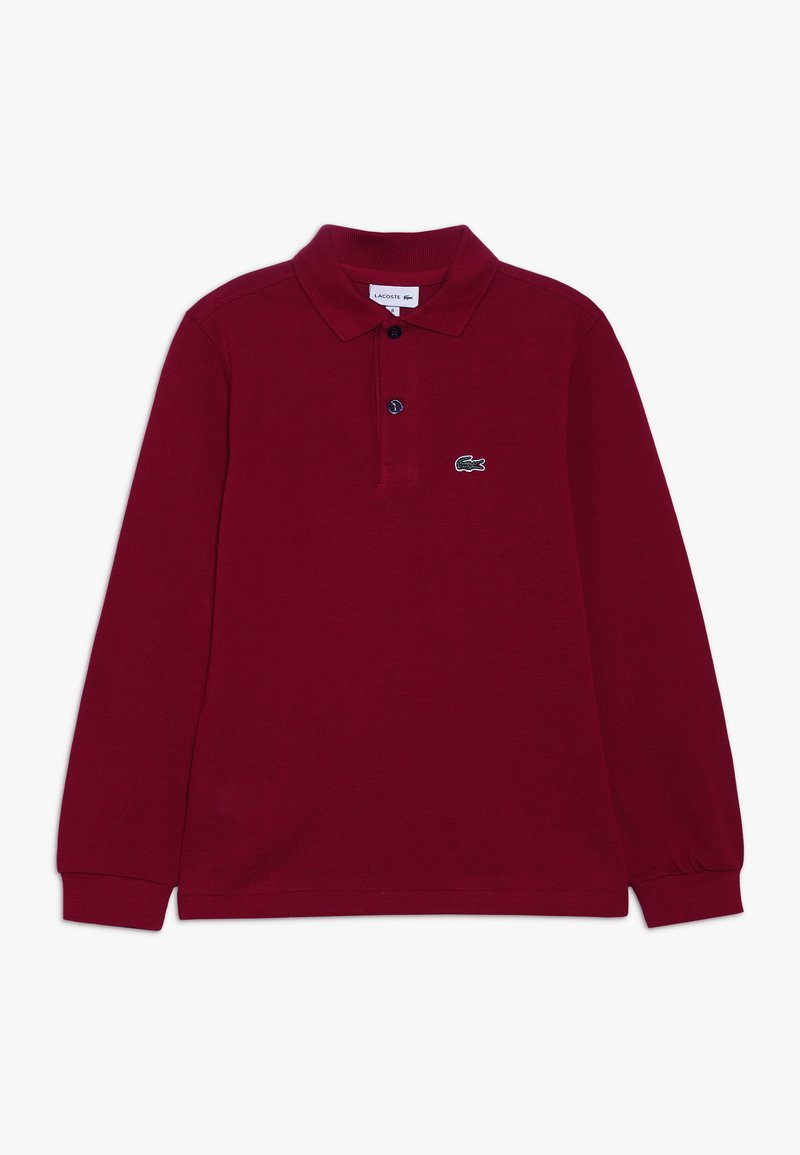 Lacoste - Polo - bordeaux