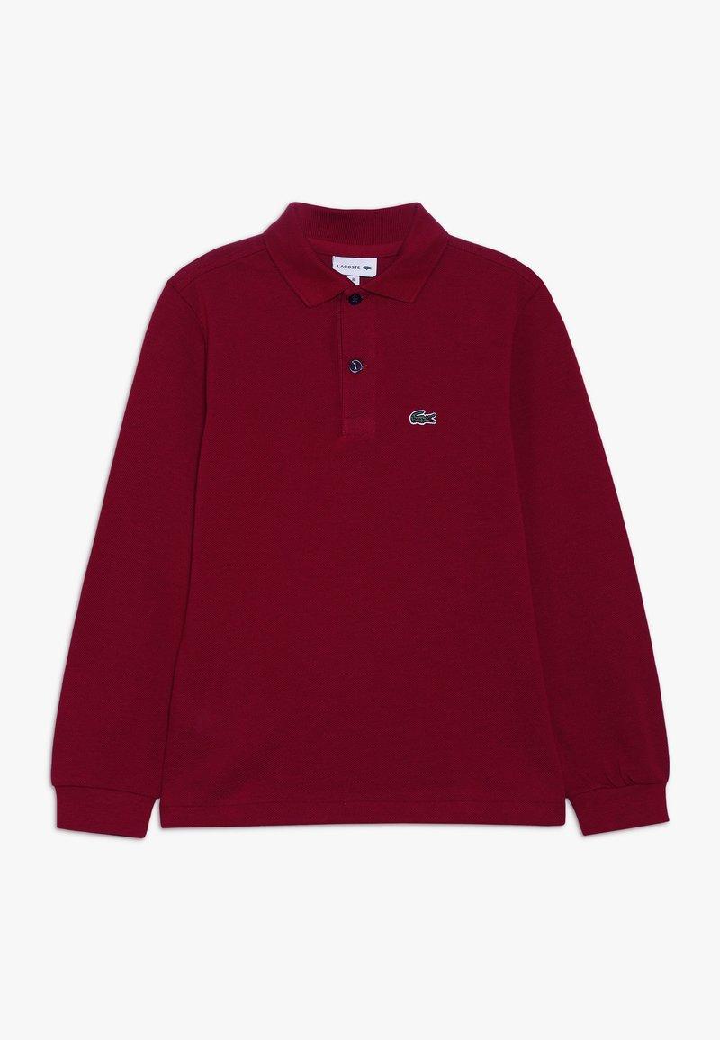 Lacoste - Polo shirt - bordeaux