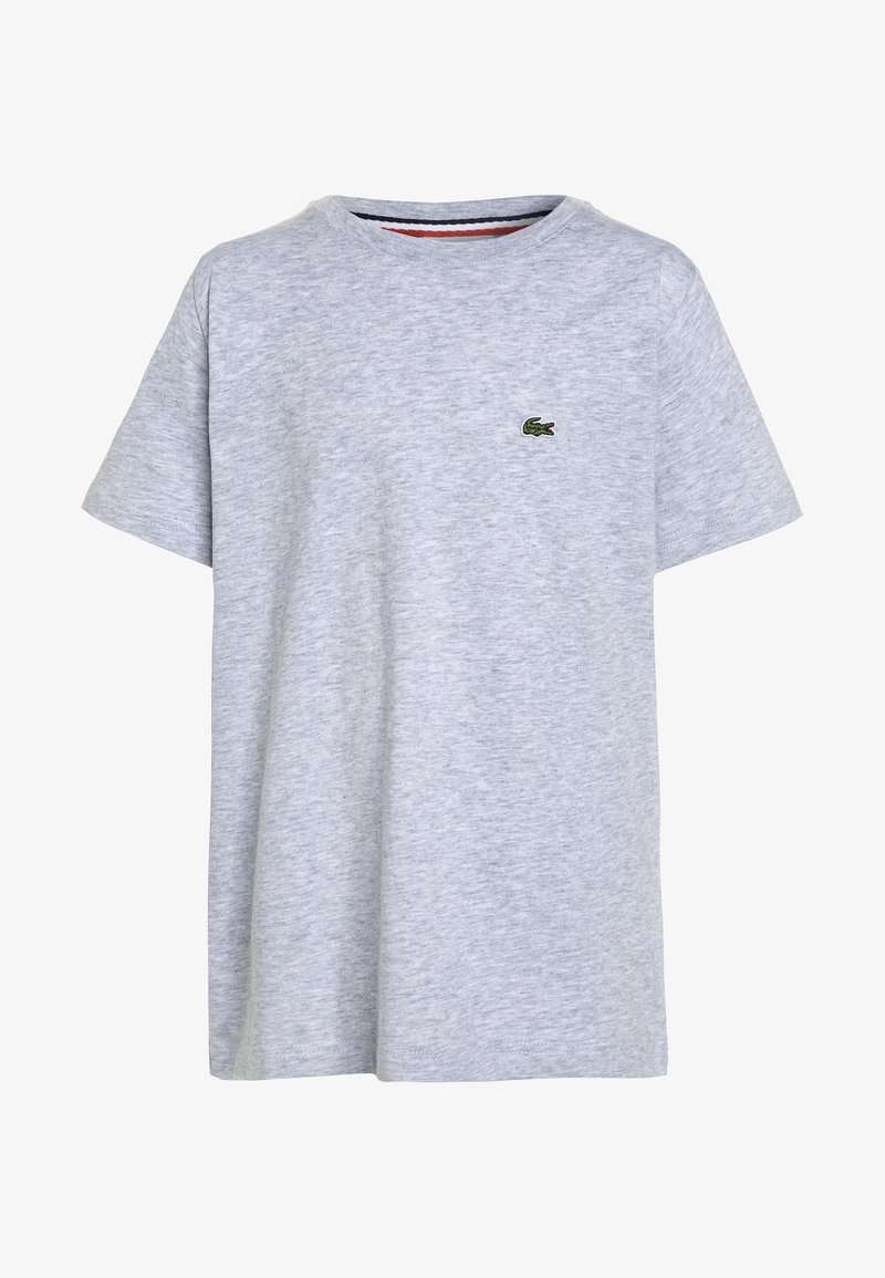 Lacoste - Basic T-shirt - argent chine