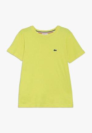 T-shirt - bas - midday yellow