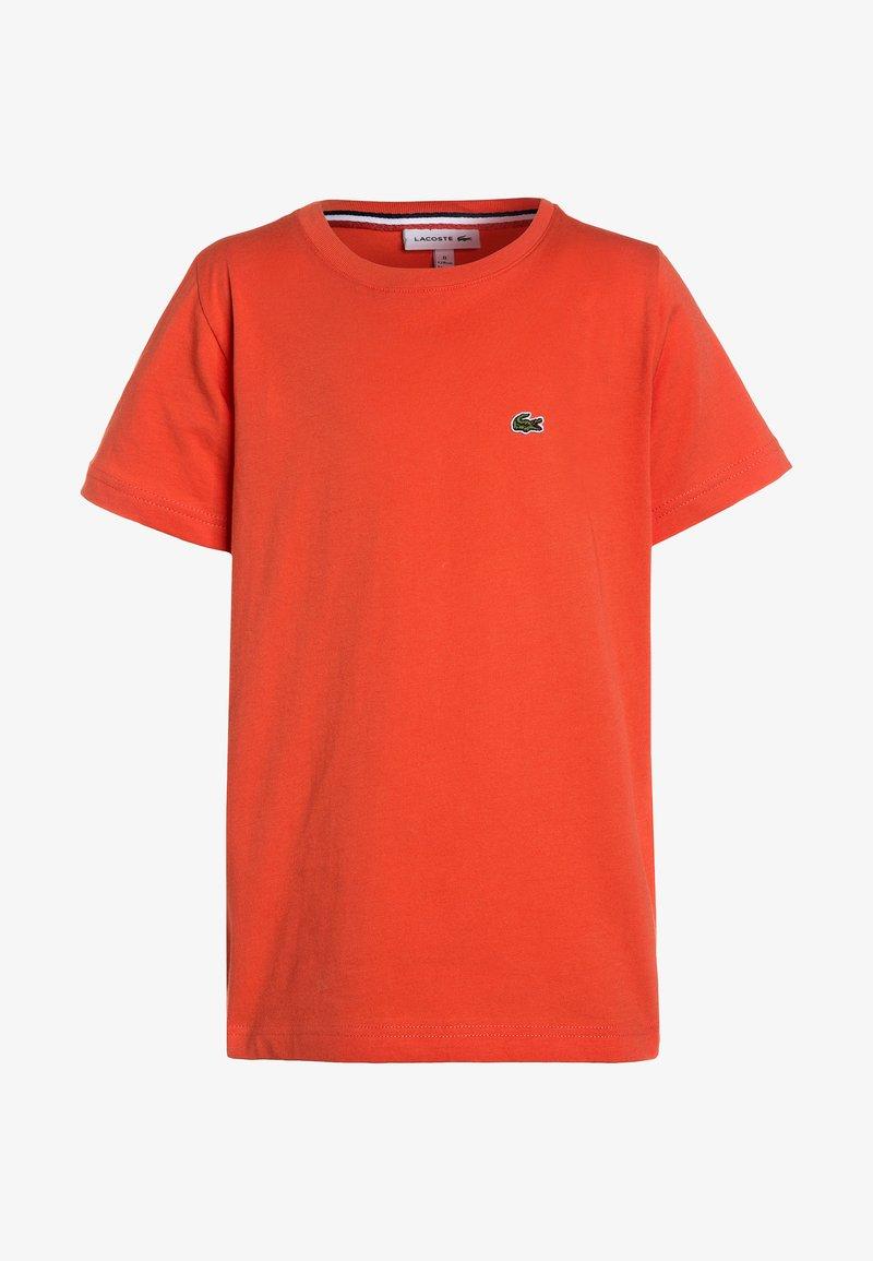 Lacoste - T-Shirt basic - watermelon