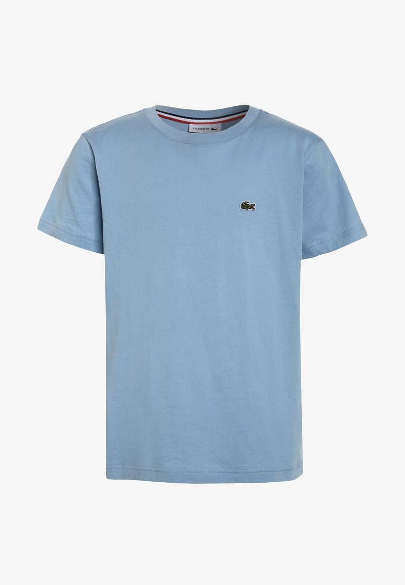 Lacoste - T-Shirt basic - cloudy blue chine