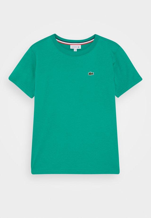 T-shirt basic - verdier