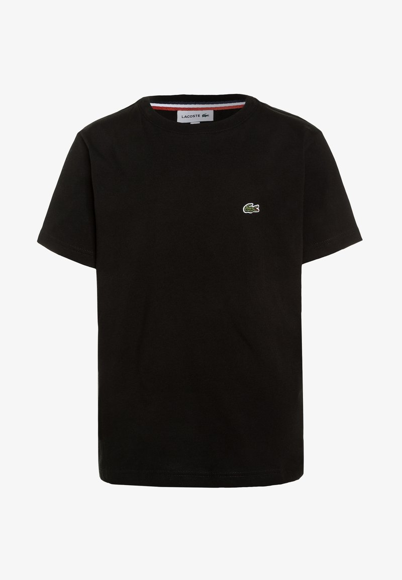 Lacoste - T-shirt basique - black
