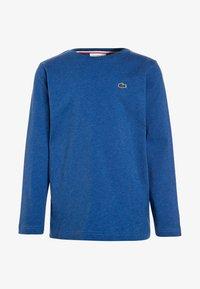 Lacoste - Top sdlouhým rukávem - royal blue - 0