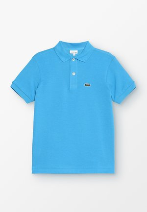 BOY SHORT SLEEVED RIBBED COLLAR  - Poloshirt - ibiza