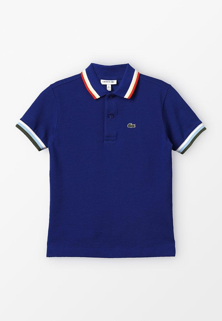 Lacoste - BOY SHORT SLEEVED COLLAR  - Poloshirt - captain