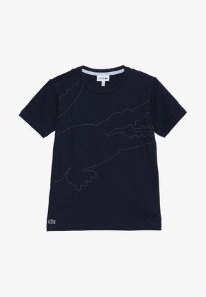 BOY TEE - T-shirt imprimé - navy