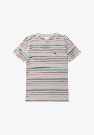 T-shirt imprimé - alpes grey chine/multicoloured