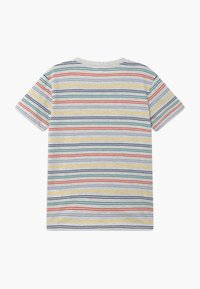 Lacoste - Print T-shirt - alpes grey chine/multicoloured - 1