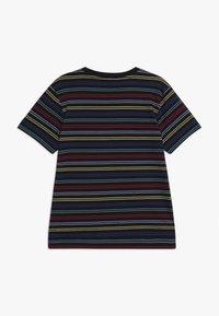 Lacoste - Print T-shirt - navy blue/multico - 1