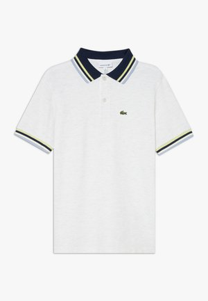 Polo shirt - alpes grey chine/multicolour