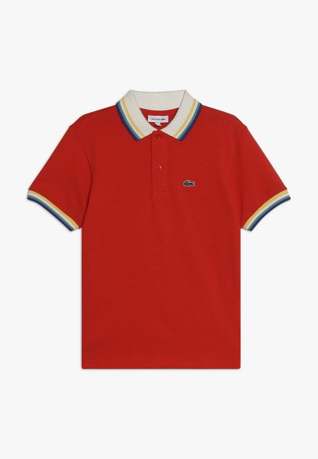 Polo shirt - corrida/multico