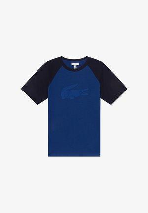 T-shirt imprimé - ionian/navy blue