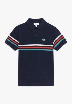 Polo shirt - navy blue/lapland/corrida/niagara blue